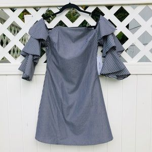 Ark & Co.*Gorgeous Off Shoulder Dress**Small**$248